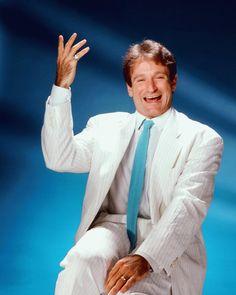 Robin Williams - The world has lost a great comic genius.