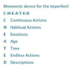 preterite vs imperfect - Google Search
