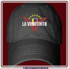 Gorra Venezuela La Vinotinto (vinotinto) - BsF 79 1656d4dc62c