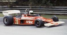 1978 GP Wielkiej Brytanii (Geoff Lees) Ensign N175 - Ford
