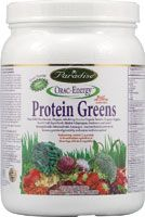 Paradise Herbs Orac Energy Protein Greens: Each Serving Contains 22 Grams Of Protein & The Antioxidant Equivalent Of 24 Servings Of Fruits & Vegetables. 15 servings per container.