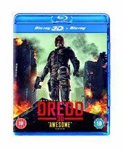 Dredd (2D & 3D Blu-Ray) £4.97 Delivered @ Base