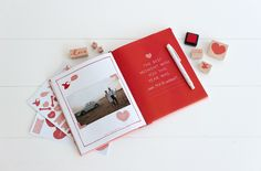 Learn how to fill our the So Much Love Memory Book with fun and care following these simple tips.