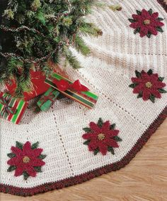 Holiday Tree Skirt