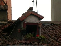 Buhardilla Outdoor Decor, House, Home Decor, Urban Landscape, Scenery, Decoration Home, Home, Room Decor, Haus