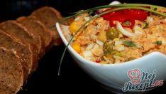 Minipizzy - 13 ks z jedné dávky) Thai Red Curry, Dips, Mashed Potatoes, Toast, Brunch, Appetizers, Menu, Snacks, Chicken
