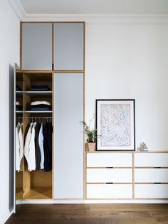 6 Quick Fixes to Eke Out More Closet Space #smallcloset #storageideas