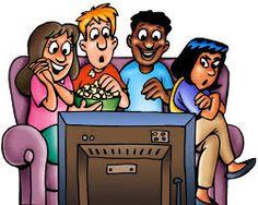 Znalezione obrazy dla zapytania ludzie przed telewizorem