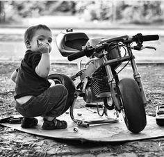 <3 Baby Biker