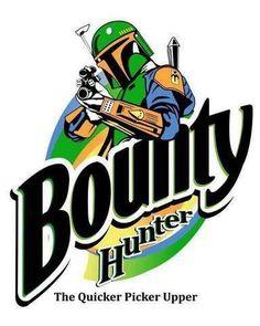 Star Wars bounty