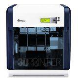 XYZprinting Da Vinci ABS PLA 3D Printer Version 1.0 Grey
