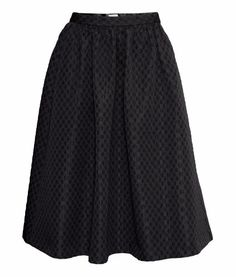 Flared skirt - $49.95 - hm.com