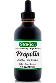 Stakich Bee PROPOLIS 4 oz Liquid Extract Alcohol Free 30  Top Quality  *** You can get more details by clicking on the affiliate link Amazon.com.
