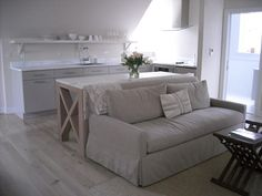 Guest house - PERFECT USES OF SPACE LIVING/DINING/KITCHEN IN SMALL SPACE BUT NOT CRAMMED