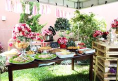 Chá de panela da Pâmela - Berries and Love   Blog de casamento por Marcella Lisa