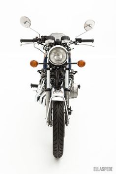 When you talk about old Honda road bikes, it doesn't tale long for the conversation to reach a story of a 400 four, enter our 1977 Honda Supersport. Honda Cb400, Supersport, Road Bikes, Motorbikes, Motorcycles, Clock, Japanese, Classic, Sports