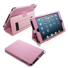 Snugg iPad mini pink case