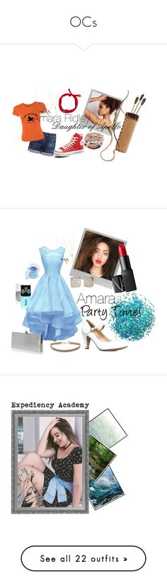 """OCs"" by rarimena ❤ liked on Polyvore featuring Citizens of Humanity, Converse, EF Collection, Tory Burch, Polaroid, Bow & Arrow, Marjana von Berlepsch, contest, J. Adams and NARS Cosmetics"