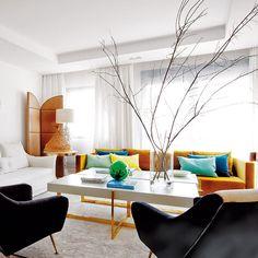 Un apartamento de lujo en el centro