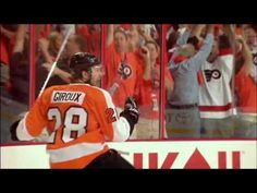 Philadelphia Flyers: History Will Be Made - I miss these commercials!
