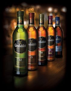 Single malt Glenfiddich...make mine the 30 year.  I'm sure it has a 30 year price tag attached to it too. LOL