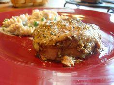 Kristi's Recipe Box: Crockpot Pork Chops