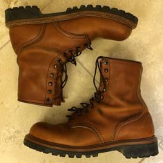red wing shoes boots menswear