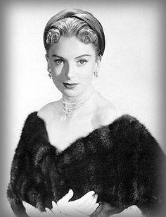 Deborah Kerr (1921-2007) by Susanlenox,