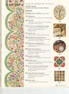 Quilter's - Poli patch - Picasa Webalbums