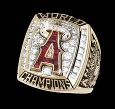 2002 World Series Champions