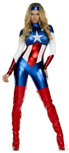 Fabulous costume!