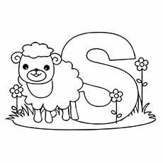 christian coloring pages lamb - photo#25