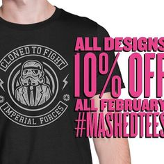 Don't miss out our #loveisintheair #sale! All items 10% off all #february #MashedTees  Be the envy of the civilised world.  Click on the profile link to visit our website.  #menswear #womenswear  #tees #hoodies #totes #urbanfashion #design #urbanware #apparel #original #musthave #accesories #madeinegland