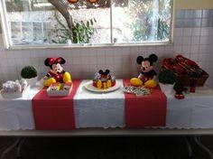 Bolo Mickey Confetti