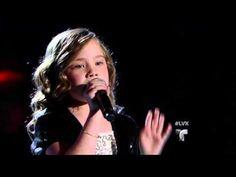 Sammy Blue canta 'Love Yourself'   Audiciones   La Voz Kids 2016