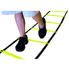 Improve your foot skills, balance, and quickness for agility training with our agility ladder for just $24.7 When you use coupon code TRACK5