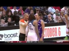Kisses and gets Technical by the Ref Basketball Videos, Wnba, Kisses, Blowing Kisses, Kiss