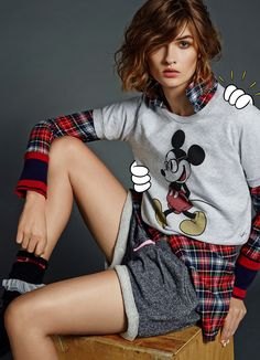 Peter Alexander Pretty Grungy by Paper Stone Scissors