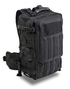 If you'll be taking your electronics into extreme conditions like outdoor adventures, war, or the zombie apocalypse, this is your bag. There's an easy-access pocket on the exterior of the bag that allows you to access your touchscreen without even taking