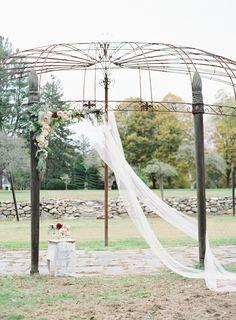 Nutcracker-Inspired Wedding Shoot