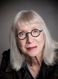 Susanne Osten, författare, dramatiker och regissör.
