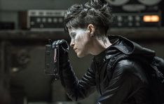 """See the trailer of Claire Foy starring as Lisbeth Salander in """"The Girl in the Spider's Web,"""" a continuation of """"The Girl with the Dragon Tattoo"""" series. 2018 Movies, Hd Movies, Movies To Watch, Movies Online, Movies And Tv Shows, Film Online, Netflix Movies, New Trailers, Movie Trailers"""