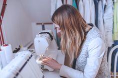 #fibula #fibuladesign #fibulafashion #sewing #springsummer #design #happyworktime