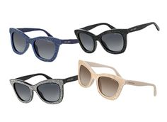 "Jimmy Choo Introduces ""Flash"" Sunglasses For Fall - Jimmy Choo Fall 2013 Accessories - Elle"