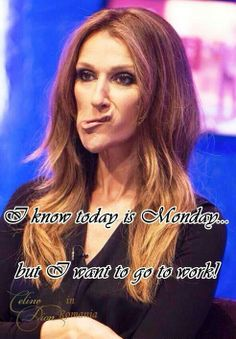 Celine Dion Funny Pictures :-)