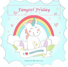 Queer As a Book: Fangirl Friday #19