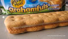 Second best graham cracker snack behind s'mores.