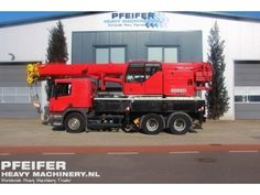 Used truck crane available at Pfeifer Heavy Machinery. Item Number PHM-Id 07238, Manufacturer LIEBHERR, Model LTF1035-3.1, Year of construction 2007, Kilometers 98647, Hours superstructure 6939, Loading (lifting) capacity (kg) 35000, Boom length maximum (m) 30, Fuel Diesel. More cranes at http://www.pfeifermachinery.com.