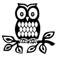 Free Owl SVG Cut File