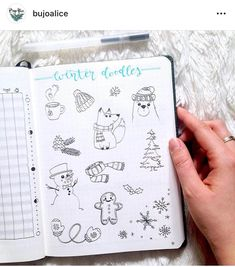 17 Cute Bullet Journal Doodles That You Can Easily Copy